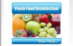 Fresh Food Disinfection